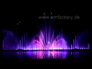 Винницкий фонтан снова с нами
