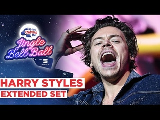 Harry Styles - Extended Set (Live at Capital's Jingle Bell Ball 2019)   Capital