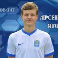 Фотография страницы Арсения Ягодкина ВКонтакте