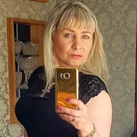 Фотография страницы Елены Косинцевой ВКонтакте
