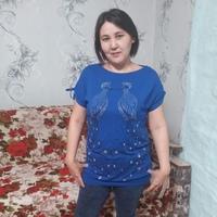Фотография страницы Айман Женыспаевой ВКонтакте