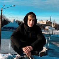 Фотография страницы Антона Мирбая ВКонтакте