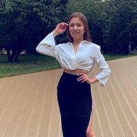 Фотография страницы Натальи Сараевой ВКонтакте