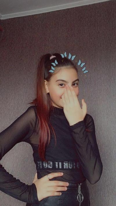 София Кадырова, Симферополь