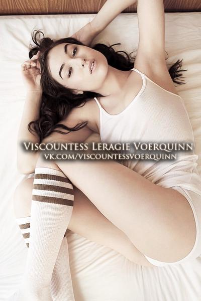 Viscountess-Leragie Voerquinn, Birmingham