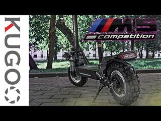 Электросамокат Kugoo M5 SPORT 2020. Обзор, тест-драйв и Розыгрыш самоката!