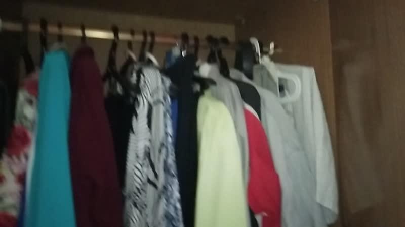 2020 12 Шкаф с одеждой Коробка с постельным бельем