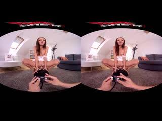 Katy Rose vr porn oculus rift pov vitual reality virtual sex HD babe masturbation solo порно от первого лица вр