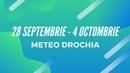 Stiri meteo Vremea in Drochia 28 septembrie 4 octombrie 2020