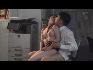 A wife's overtime ntr i lied to my husband about working overtime... leona kirishima 1080p [all sex, blowjob, creampie]