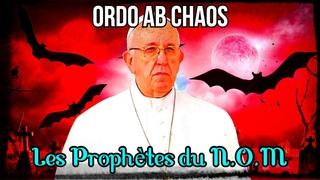Ordo Ab Chao : Jacques Attali, Pape François, Kissinger, les prophètes du  – RDP 16/04/21