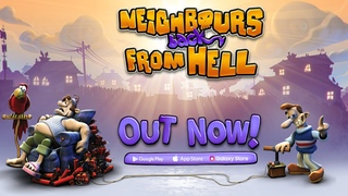 Neighbours back From Hell // Mobile Trailer // Out Now!