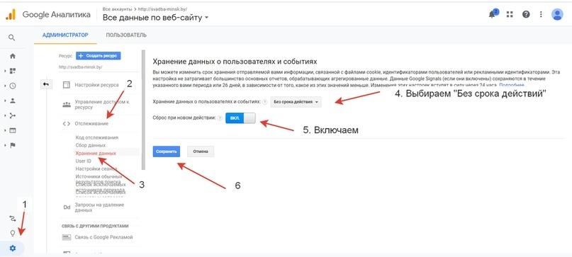 Настройка Google Ads. Установка И Настройка Google Analytics (Часть 3), изображение №62