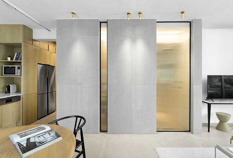 Светлая и функциональная квартира для молодого человека в Тель-Авиве (55 кв.