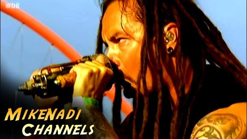 AMORPHIS - The Smoke / June 2011 [HD] - Rock Hard Festival