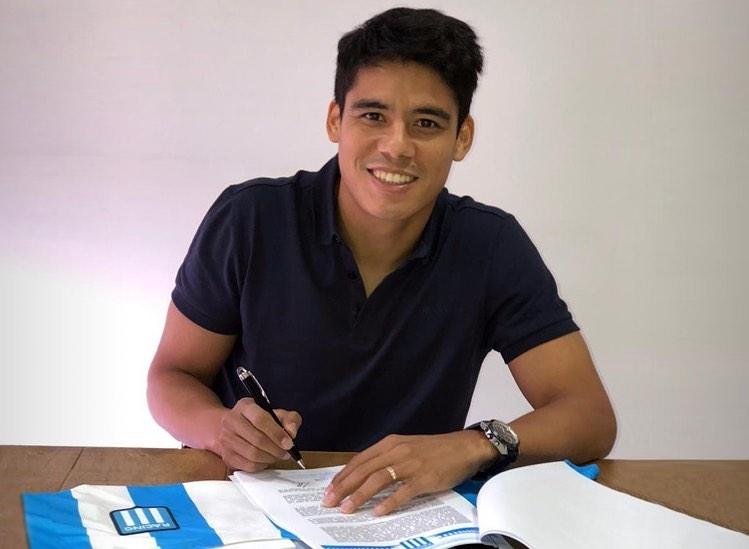 Мельгарехо подписал контракт с «Расингом»