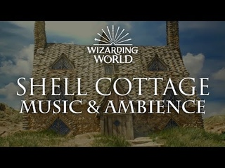 Harry Potter Music & Ambience  Shell Cottage, Beautiful Beach Ambience