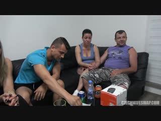 CzechWifeSwap 8 Part 4 [Порно, Секс, Анал, Миньет, Жена, Сиськи]