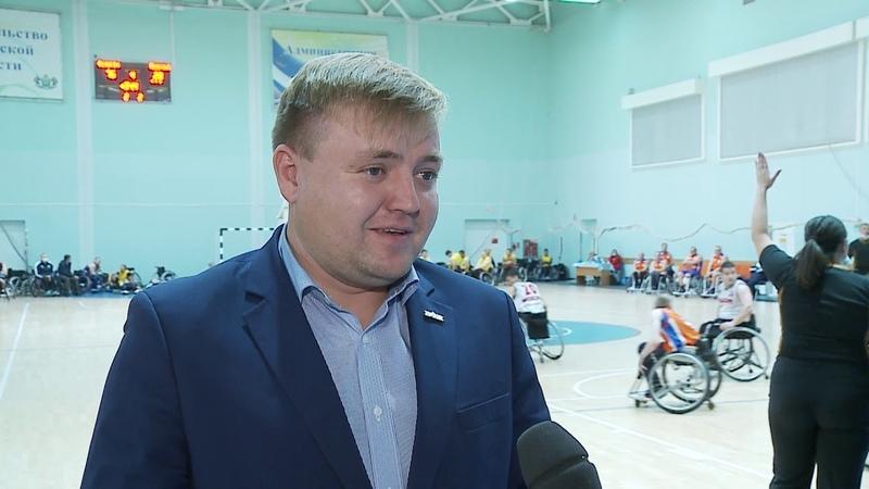Тюменская команда Шанс дома взяла золотые медали Всероссийского турнира по баскетболу на колясках