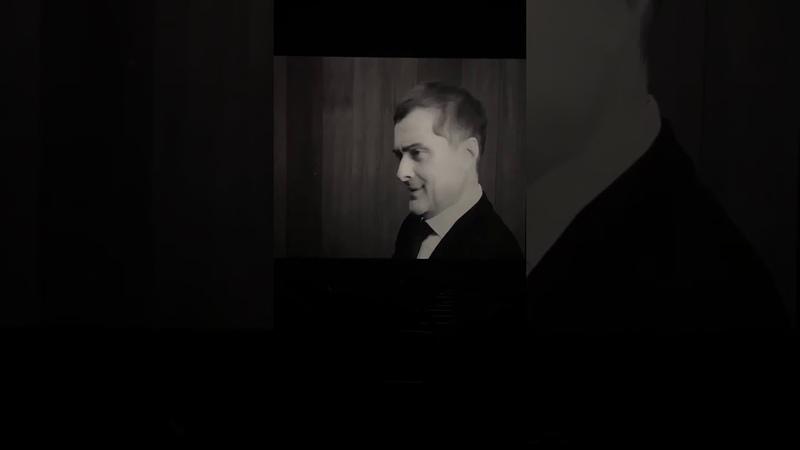 Владислав Сурков в спектакле Бесы Достоевского