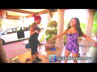 BGC8 Christine vs Elease, Camilla and Gia (Full Fight)