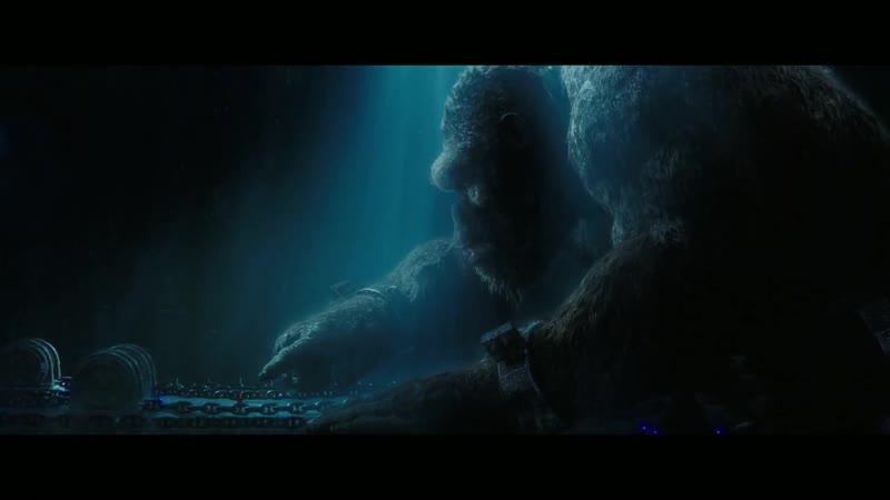Godzilla Vs Kong 2021 Trailer Sunday