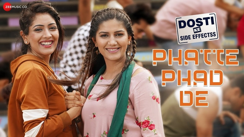 Phatte Phad De | Dosti Ke Side Effectss | Shadab Faridi, Asees Kaur |Sapna, Vikrant, Zuber Anju |