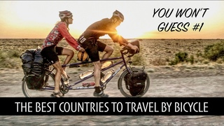 Top 10 BEST Countries To Ride A Bike | 150 World Bike Travellers Surveyed