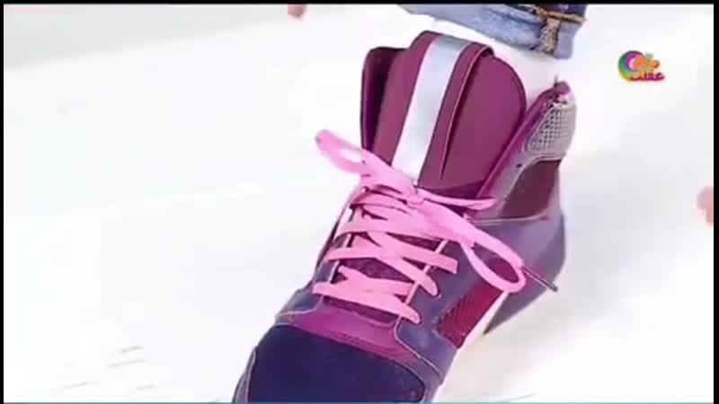 Завязываем шнурки за минуту