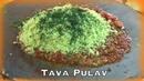 How It's Made Tava Pulav at Andheri East Street Food Mumbai
