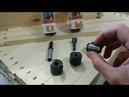 Фрезы со сменными твердосплавными ножами СМТ 651.101.11 и СМТ 655.190.11.
