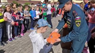 Онлай-трансляция Дня открытых дверей онлайн в Сибирской пожарно-спасательной академии ГПС МЧС России
