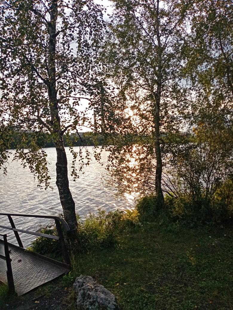 Осень. Ковдор. фото Т. Матюниной