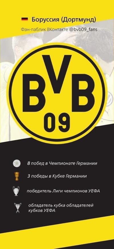 Боруссия дортмунд в вконтакте