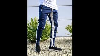 Мужские спортивные брюки, брюки для бега, карандаш, спортивная одежда фитнеса, штаны, обтягивающие