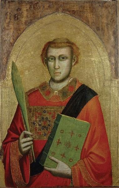 Джо́тто ди Бондо́не  (итал. Giotto di Bondone; 1266 или 1267, Виккьо  1337, Флоренция)  итальянский художник и архитектор, основоположник эпохи Проторенессанса. Одна из ключевых фигур в истории западного искусства. Преодолев византийскую иконописную тради