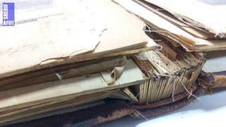 Is it possible to send this rare Photo Album to the shelf again? restoration process - Part 2
