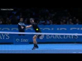 Barclays ATP World Tour Finals 2013. RR. Рафаэль Надаль - Томаш Бердых