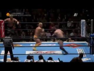 #My1 BULLET CLUB (Bad Luck Fale & Prince Devitt) vs. Great Bash Heel (Togi Makabe & Tomoaki Honma) (NJPW)
