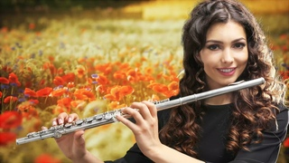 Heavenly Flute Instrumental 😌 Relaxing Flute Background Music for Peace
