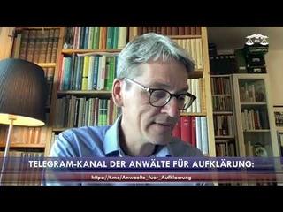 Die nicht gehaltene Rede. Pfingsten in Berlin. Rechtsanwalt Dr  Alexander Christ.