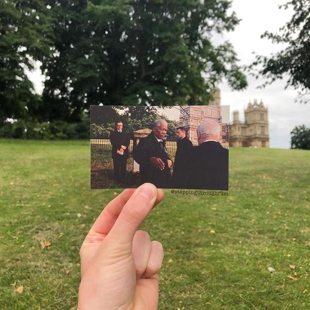 Финал «Возрождения Темного рыцаря» в реальных локациях на фотографиях Томаса Дьюка Несколько дней назад картине Кристофера Нолана исполнилось 8