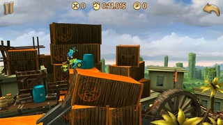 Trials Frontier WRs - Urban Jungle / Donkey () by captainchun2016 (iOS)
