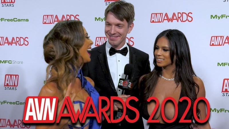 Markus Dupree Autumn Falls 2020 AVN Red Carpet Interview