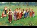 А я по лугу (русская народная песня) - летние песни в вальдорфской школе