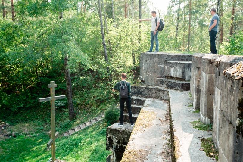 О чём молчит Гродненская крепость. Форт № IV, изображение №8