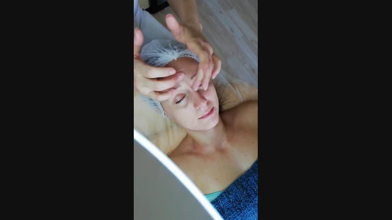 Пластифицирующий массаж лица