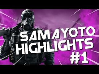 PROXIMINITY RAINBOW 6 SIEGE   Samayoto   Moments #1