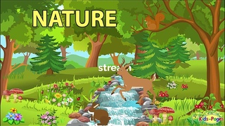 Nature Vocabulary and Facts