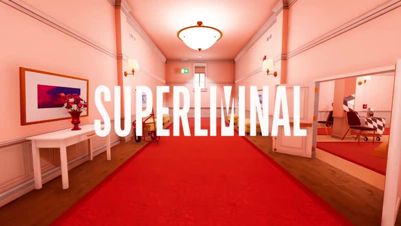 Superliminal | Трейлер-анонс | PS4